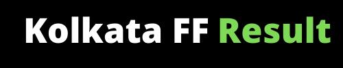 Kolkata FF Result